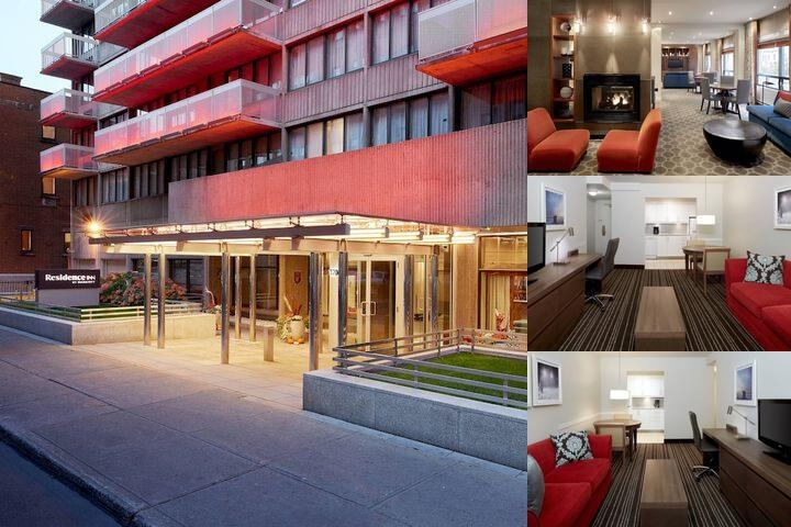 Residence Inn by Marriott Montreal Westmount photo collage
