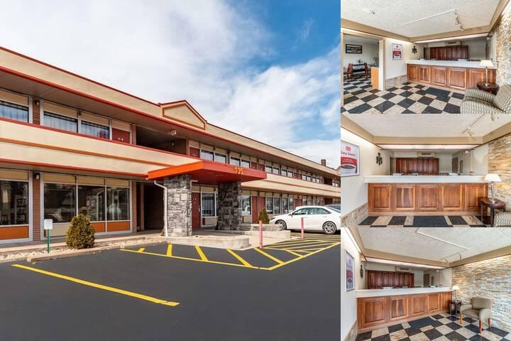 Econo Lodge Zanesville photo collage