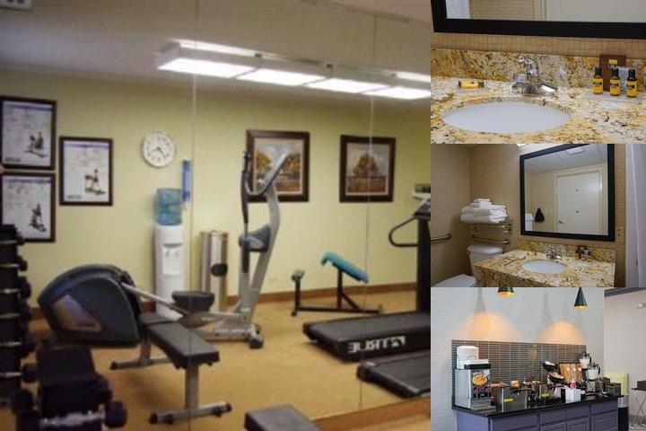 Best Western Plus Morristown Hotel photo collage