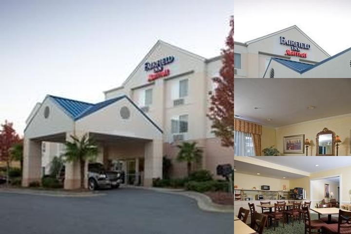 Fairfield Inn by Marriott Suwanee photo collage