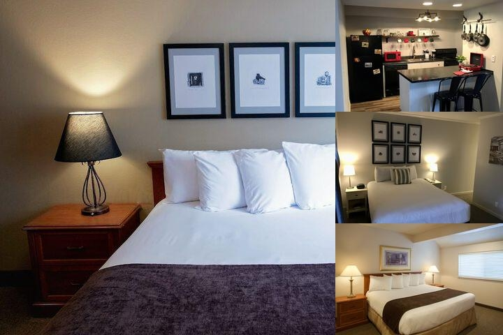 Chase Suites photo collage