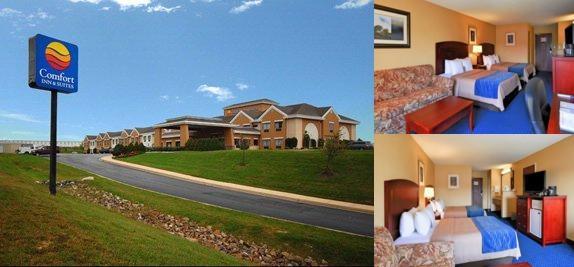 Comfort Inn Suites Photo Collage