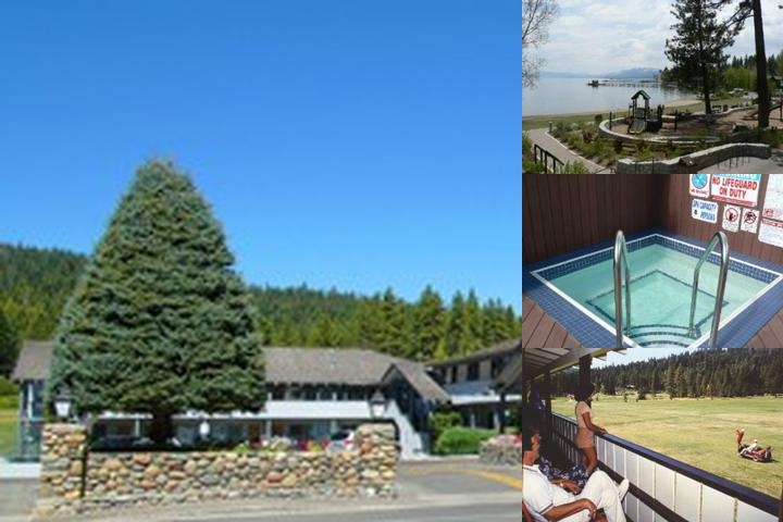 Americas Best Value Inn Lake Tahoe / Tahoe City photo collage