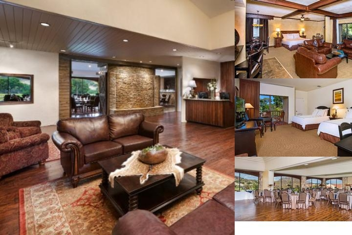 Tapatio Springs Hill Country Resort & Spa photo collage