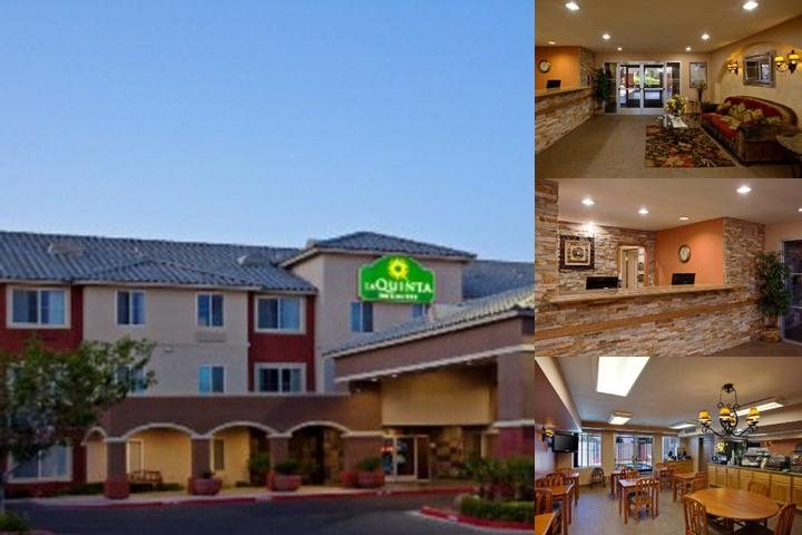 La Quinta Inn & Suites Red Rock / Summerlin Main Entrance