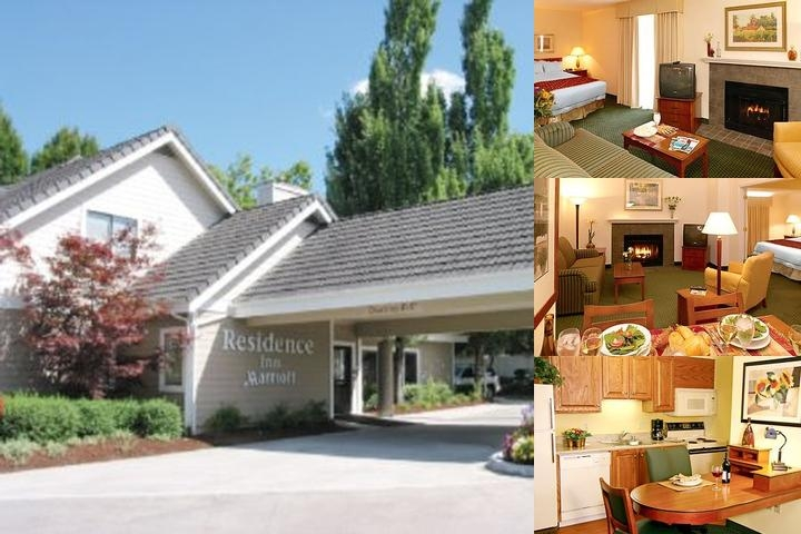 Residence Inn by Marriott Lake Oswego photo collage
