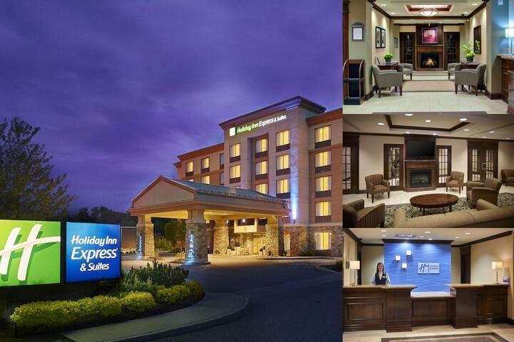 Holiday Inn Express & Suites Huntsville photo collage