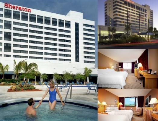 Sheraton Fort Lauderdale Airport Hotel photo collage
