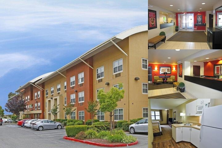 Extended Stay America San Jose Santa Clara photo collage