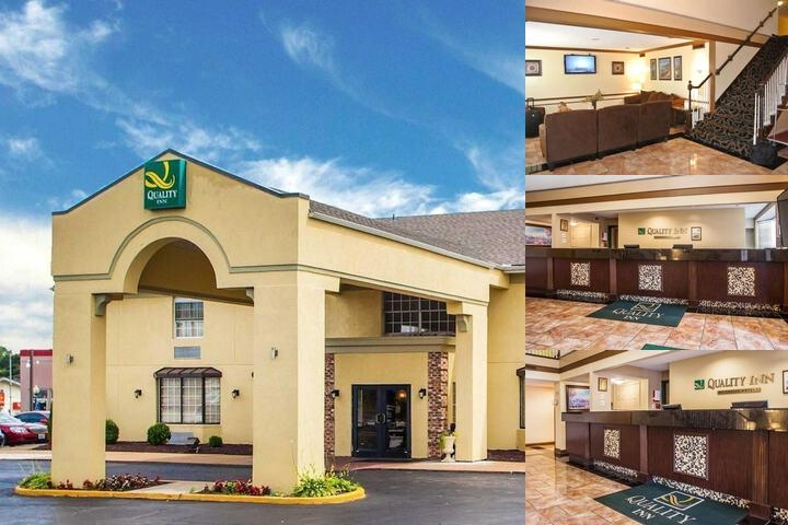 Quality Inn Airport Photo Collage