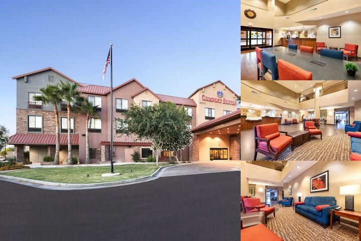 Comfort Suites Goodyear photo collage