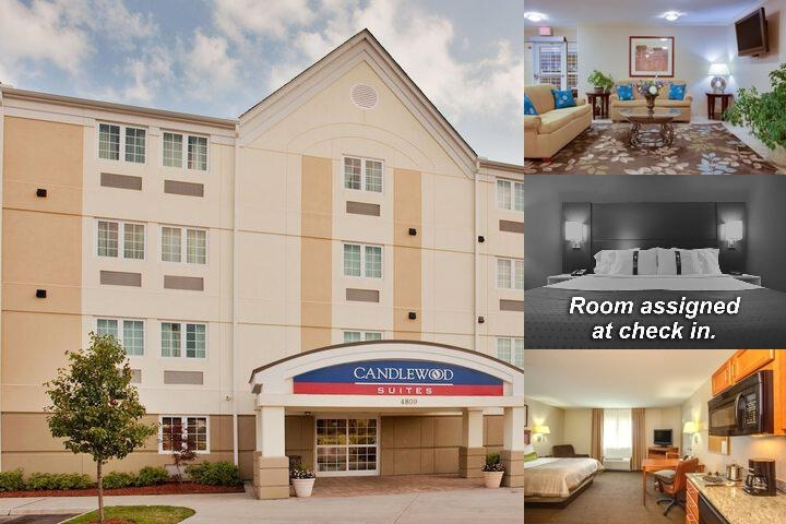 Candlewood Suites Chesapeake photo collage