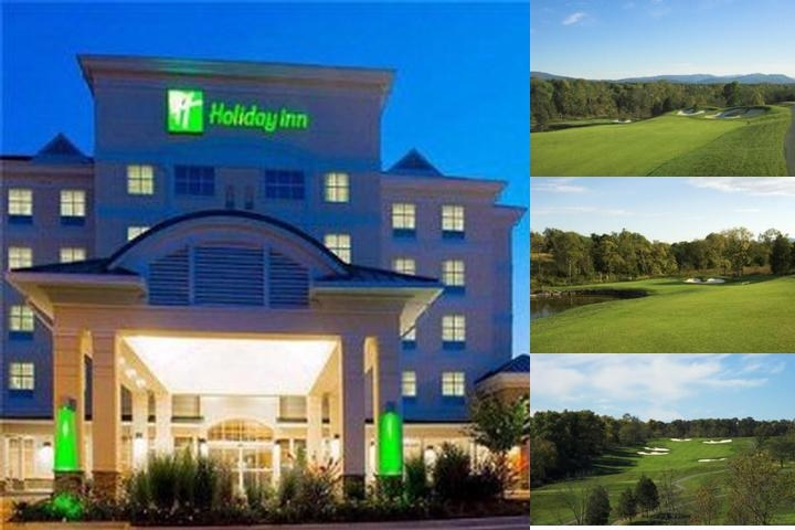 Holiday Inn Hotel & Suites Front Royal Blue Ridge photo collage