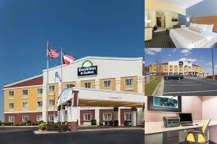 Best Western Union City Inn & Suites photo collage