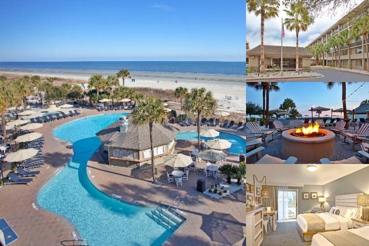 The Beach House Resort photo collage