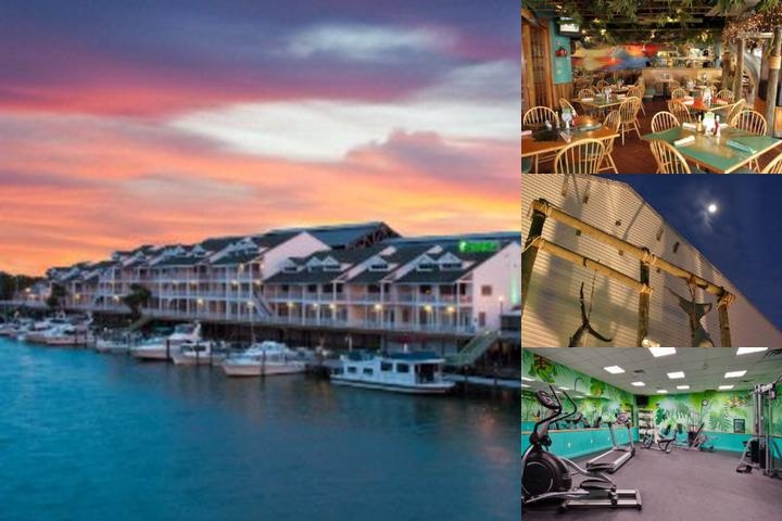 Holiday Inn Hotel & Suites Harbourside Marina photo collage
