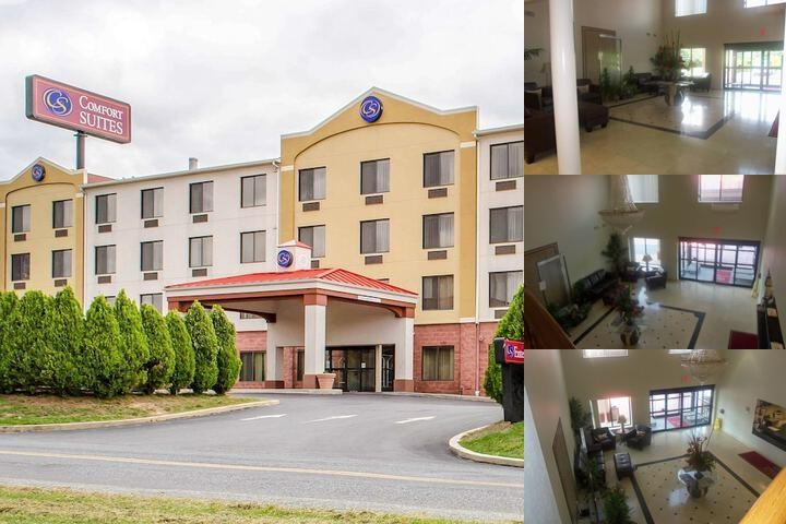 Comfort Suites Grantville Hershey North photo collage