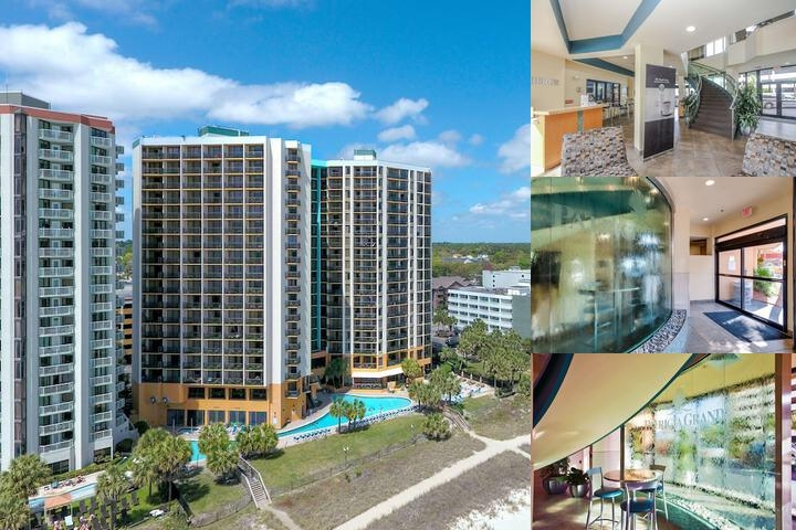 The Patricia Grand by Oceana Resorts photo collage