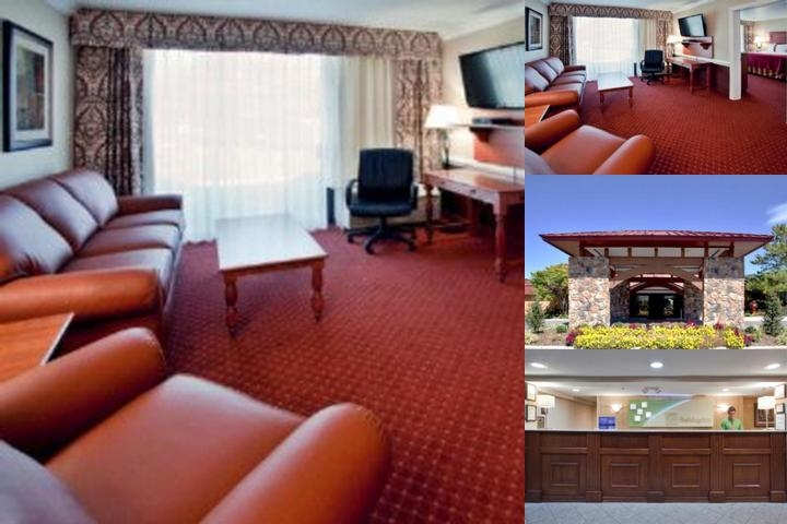 Holiday Inn University Blacksburg photo collage
