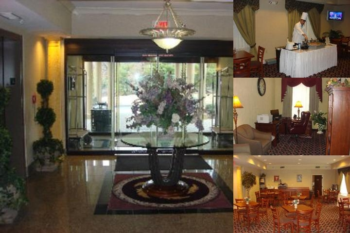 Hannaford Suites photo collage