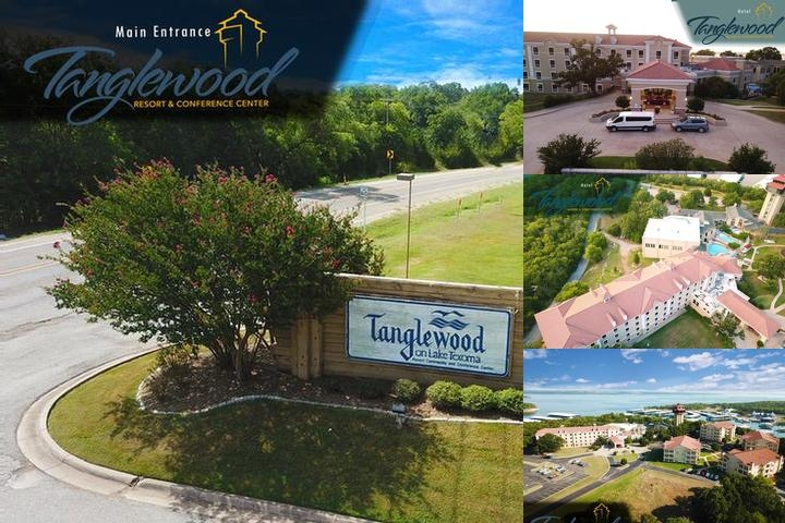 Tanglewood Resort Hotel & Conference Center Resort Entrance