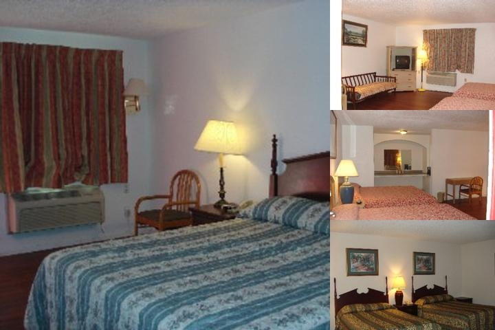Southwest Inns photo collage