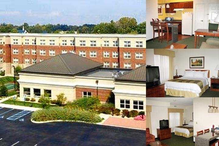 Residence Inn Carmel photo collage