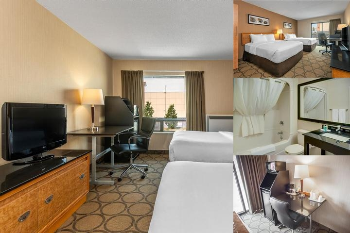Comfort Inn Regina photo collage