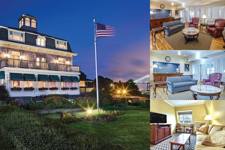 Wyndham Bay Voyage Inn photo collage