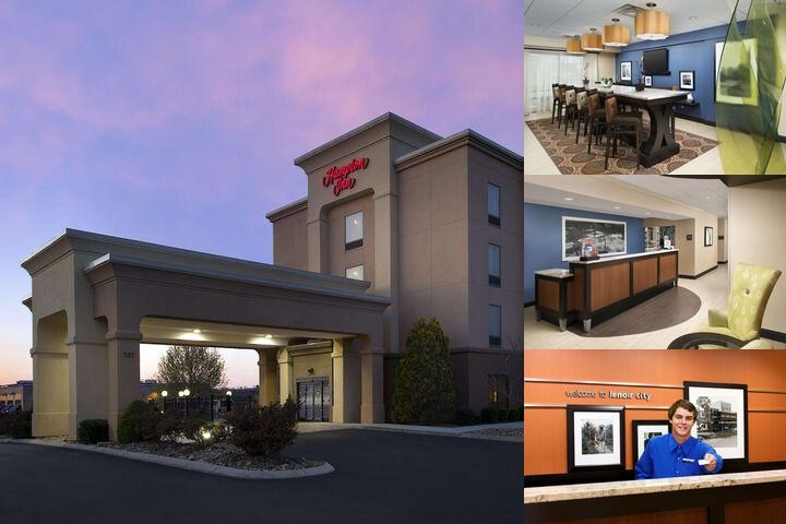 Hampton Inn Lenoir City photo collage