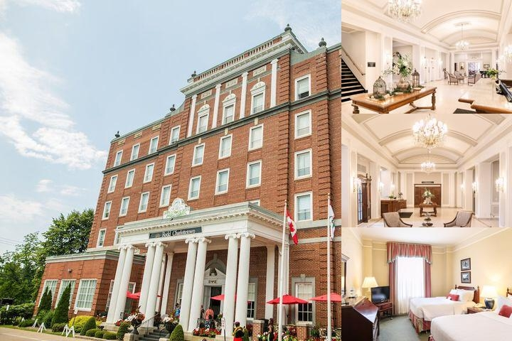 Rodd Charlottetown a Rodd Signature Hotel photo collage