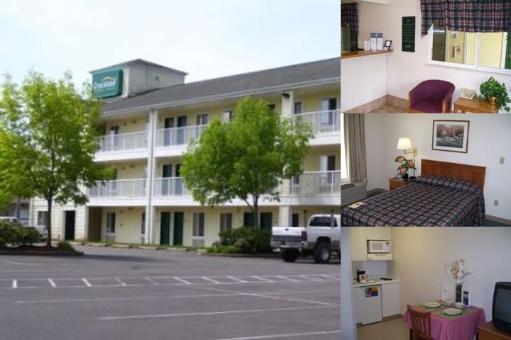 Hometowne Suites Eugene Springfield photo collage