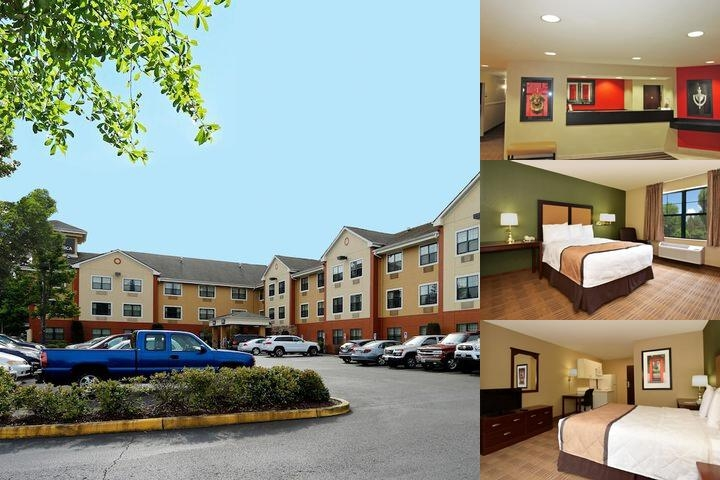 Extended Stay America Olympia Tumwater photo collage