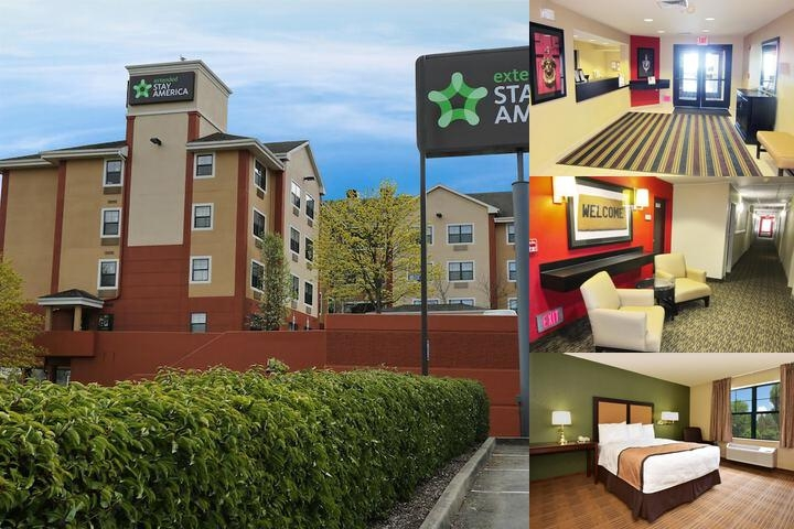 Extended Stay America Tacoma South photo collage