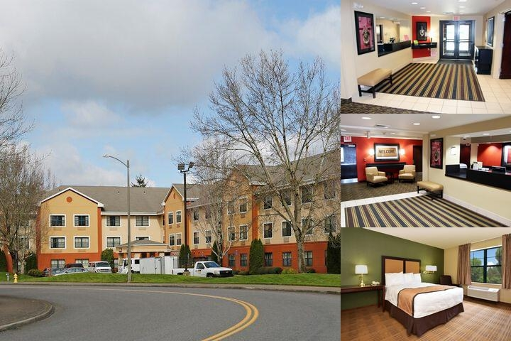 Extended Stay America Portland Gresham photo collage