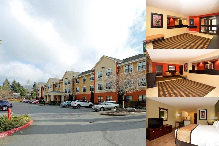 Extended Stay America Seattle Federal Way photo collage