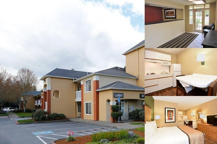 Extended Stay America Portland / Beaverton photo collage