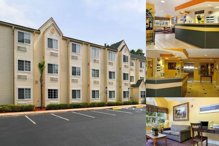 Hometown Inn & Suites Jacksonville (Butler Blvd. / Southpoint) photo collage