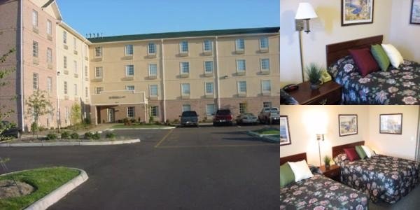 Savannah Suites Norfolk photo collage