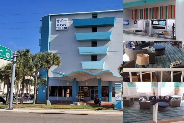 Fountain Beach Resort photo collage