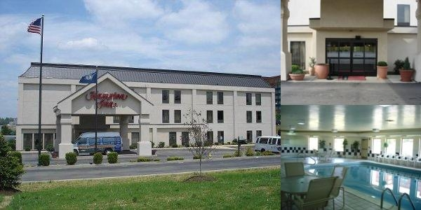 Hampton Inn Cincinnati Airport North photo collage