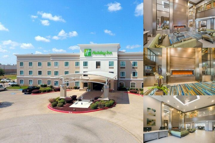 Holiday Inn Longview North photo collage