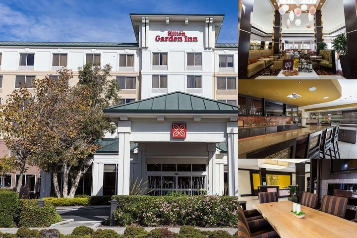 Hilton Garden Inn San Mateo photo collage