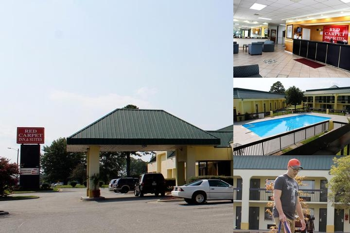 Econo Lodge Kinston photo collage