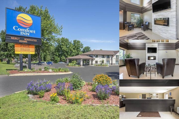 Comfort Inn North Bay photo collage