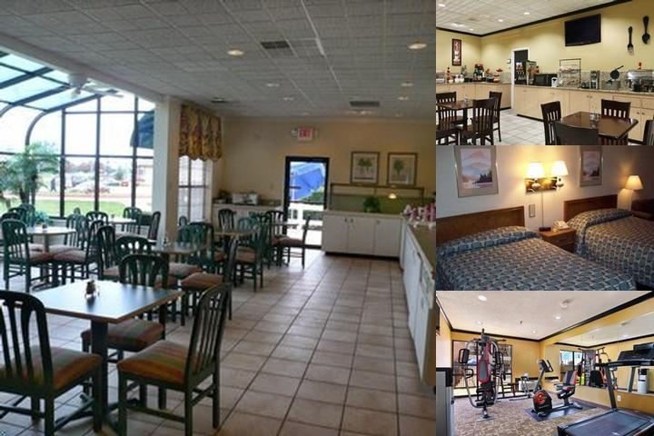 Ramada Texarkana photo collage