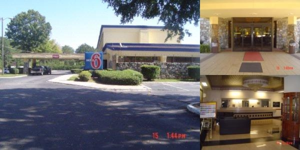 Motel 6 Decatur photo collage