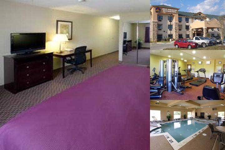 Best Western Burleson Inn & Suites photo collage