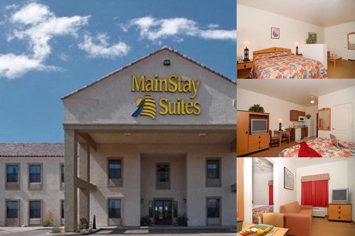 Mainstay Suites photo collage