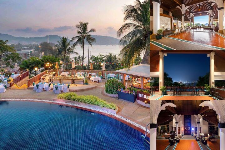 Novotel Phuket Resort photo collage